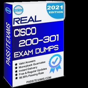 Cisco CCNA 200-301 Dumps