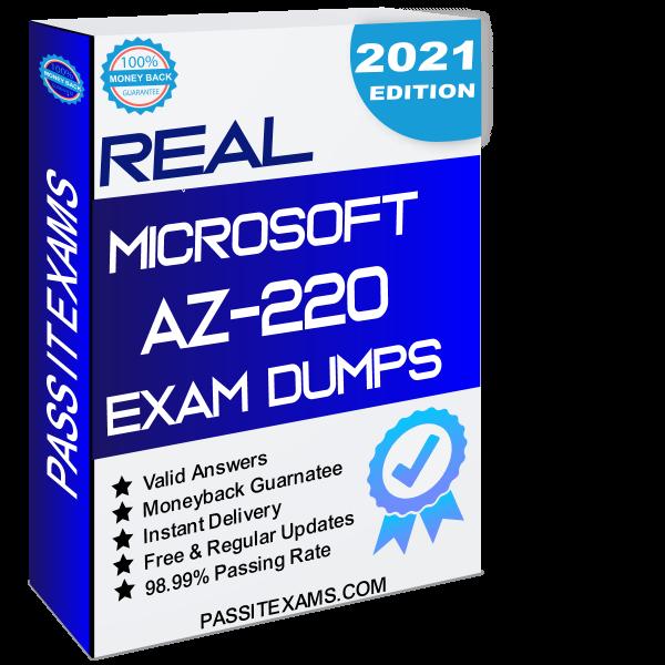 AZ-220 Exam Dumps