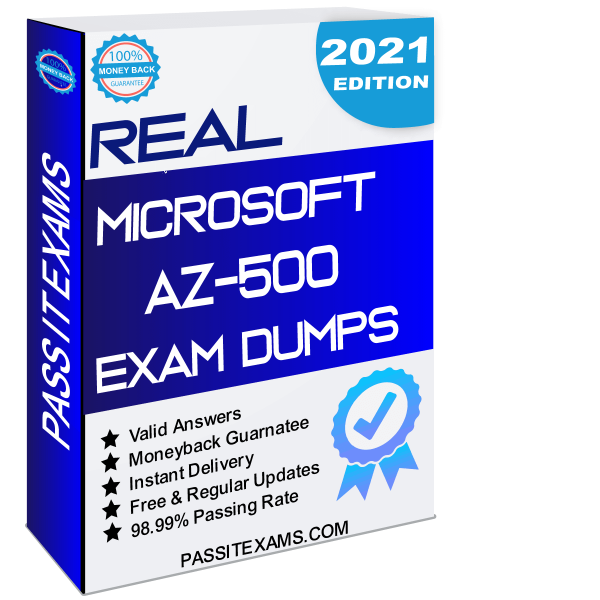 AZ-500 Exam Dumps
