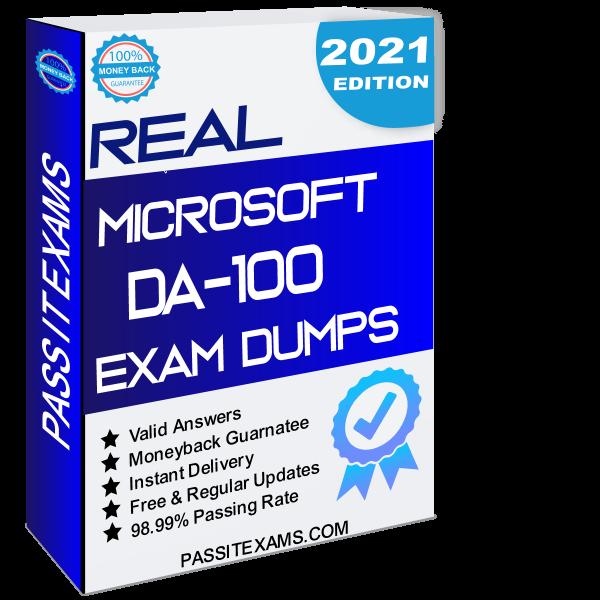 DA-100 Dumps