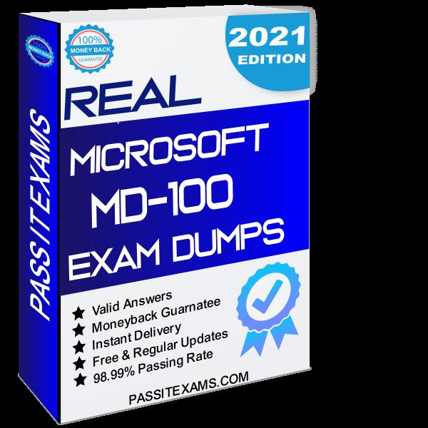 MD-100 Exam Dumps