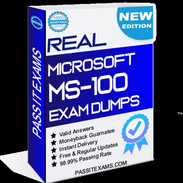 MS-100 Exam Dumps