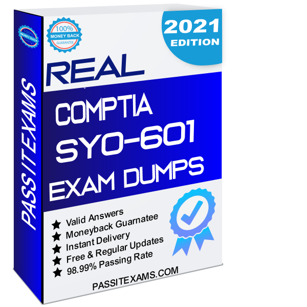 SY0-601 Exam Dumps